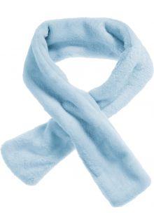 Playshoes---Fleece-Schal-mit-Steck-Schlaufe---Hellblau