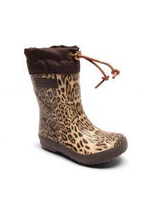 Bisgaard---Winterstiefel-für-Kinder---Thermo---Leopard