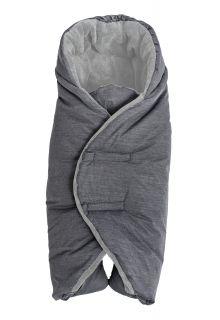 Altabebe---Fußsack-für-Kindersitz-und-Babyschale---Dark-grey/grey