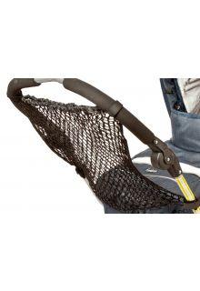 Altabebe---Netz-Einkaufstasche-für-Kinderwagen---Schwarz