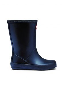 Hunter---Regenstiefel-für-Kinder---Kids-First-Classic---Navy