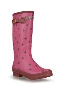 Regatta---Wellington-Regenstiefel-für-Damen---Ly-Fairweather-II---Violet/Rose-Blush