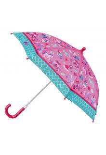 Stephen-Joseph---Regenschirm-für-Mädchen---Prinzessin---Rosa