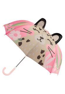 Stephen-Joseph---Pop-up-Regenschirm-für-Kinder---Leopard