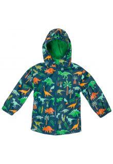 Stephen-Joseph---Regenjacke-für-Jungen---Dino---Dunkelblau