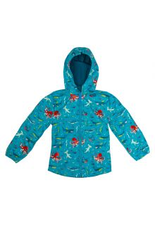 Stephen-Joseph---Regenjacke-für-Jungen---Hai---Hellblau