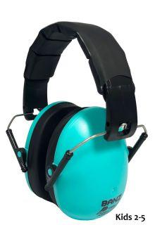 Banz---Geräuschreduzierende-Ohrenschützer-für-Kinder---Türkis