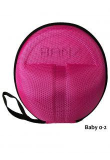 Banz---Tasche-für-geräuschreduzierende-Ohrenschützer---Magenta