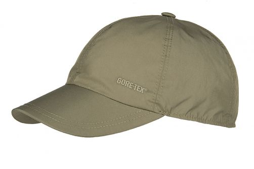 Hatland---Baseball-cap-für-Erwachsene---Morris-Gore-Tex---Olifgrün