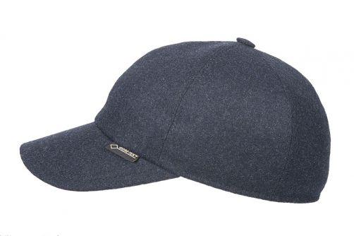 Hatland---Baseball-cap-für-Erwachsene---Ruson-Gore-Tex---Dunkelblau