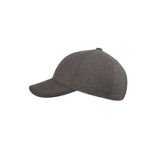 Hatland---Baseball-cap-für-Herren---Yorell-Windstopper---Braun