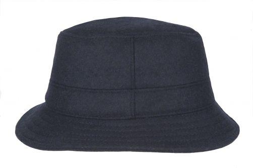 Hatland---Bucket-Hut-für-Herren---Thim-Windstopper---Dunkelblau