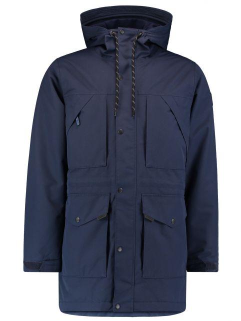 O'Neill---Winterjacke-für-Herren---Journey-Parka---Tintenblau
