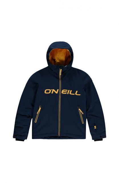 O'Neill---Skijacke-für-Jungen---Volcanic---Tintenblau