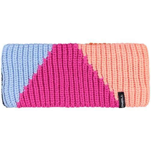 O'Neill---Stirnband-für-Mädchen---Colorblock---Bonbon-Pink