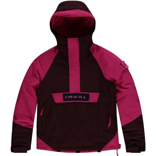 O'Neill---Skijacke-für-Mädchen---Anorak---Rotbraun