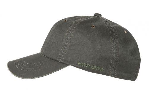 Hatland---Baseball-cap-für-Herren---Onan---Olifgrün