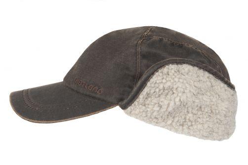 Hatland---Baseball-cap-für-Herren---Trick---Braun