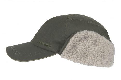 Hatland---Baseball-cap-für-Herren---Trick---Olifgrün