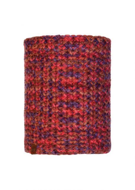 Buff---Strick-Rundschal-Polar-Margo-für-Erwachsene---Rot