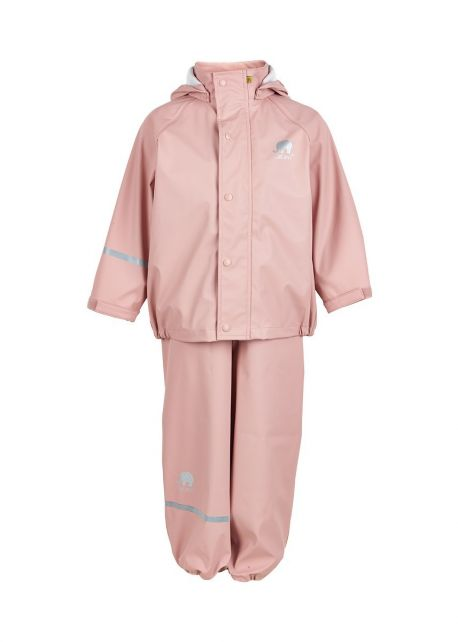CeLaVi---Regenanzug-für-Kinder---Zartrosa
