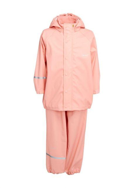 CeLaVi---Regenanzug-für-Kinder---Apricot