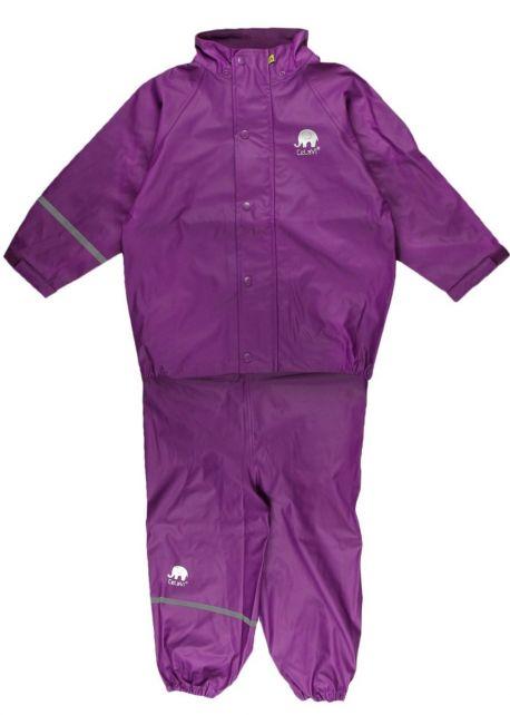 CeLaVi---Regenanzug-für-Kinder---Lila