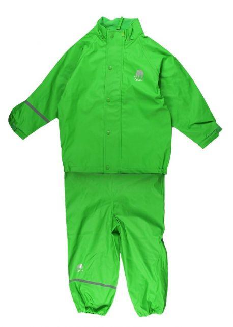 CeLaVi---Regenanzug-für-Kinder---Grün