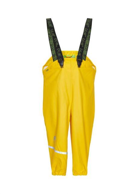 CeLaVi---Regenhose-für-Kinder---Gelb