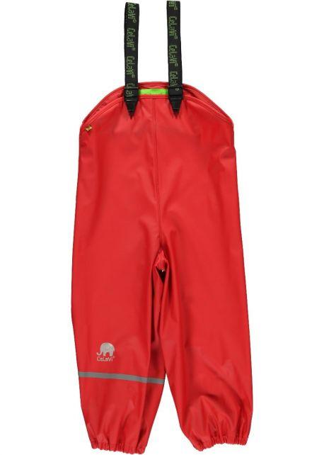 CeLaVi---Regenhose-für-Kinder---Rot