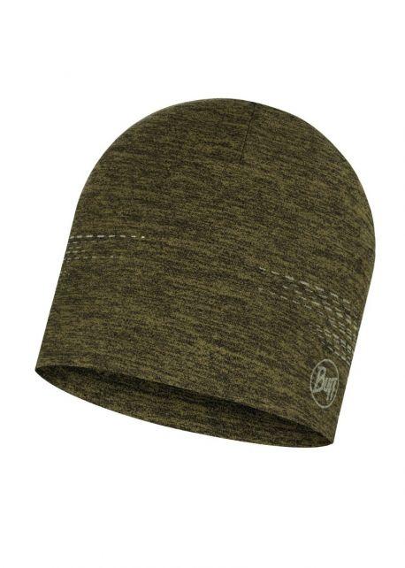 Buff---Dryflx-reflektierende-Mütze-für-Erwachsene---Khaki