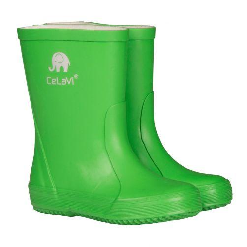 CeLaVi---Gummistiefel-für-Kinder---Grün