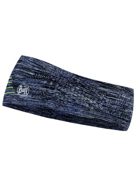 Buff---Dryflx+-reflektierendes-Stirnband-für-Erwachsene---Blau