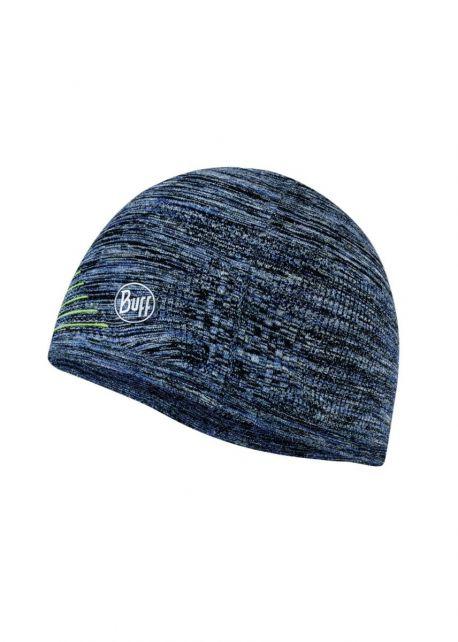 Buff---Dryflx+-reflektierende-Mütze-für-Erwachsene---Blau