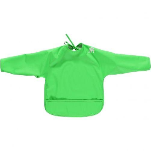 CeLaVi---Lätzchen/Schürze-zum-Binden---Grün