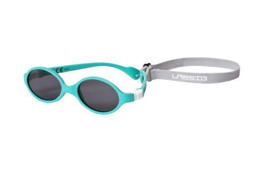 Lässig---UV-schützende-Sonnenbrille-für-Kinder---Türkis