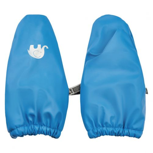CeLaVi---Matschhandschuhe-mit-Fleecefutter-für-Kinder---Hellblau