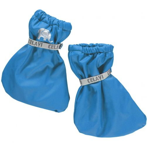 CeLaVi---Regenfüßlinge-mit-Fleecefutter-für-Krabbelkinder---Hellblau
