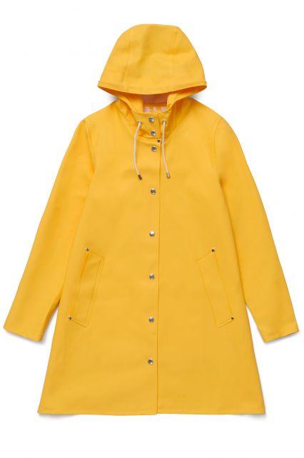 Stutterheim---Regenjacke-für-Damen---Mosebacke---Gelb