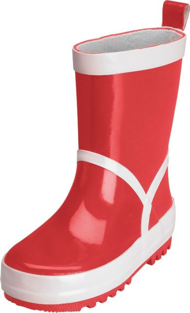 Playshoes---Gummistiefel---Rot