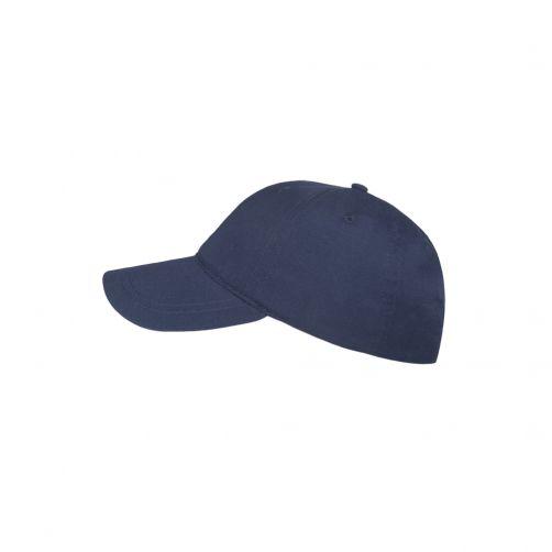 Hatland---UV-Baseballmütze-für-Erwachsene---Yazz---Dunkeblau