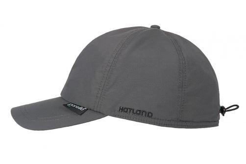 Hatland---Baseball-cap-für-Herren---Walter-Porelle---Anthrazit