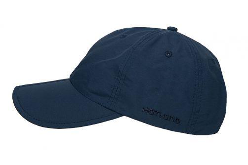 Hatland---Wasserdichte-UV-Baseballkappe-für-Herren---Clarion---Schieferblau