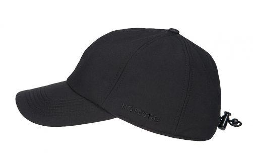 Hatland---Baseball-cap-für-Herren---Branco---Schwarz