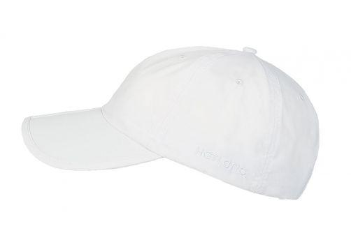 Hatland---Wasserdichte-UV-Baseballkappe-für-Herren---Clarion---Weiß
