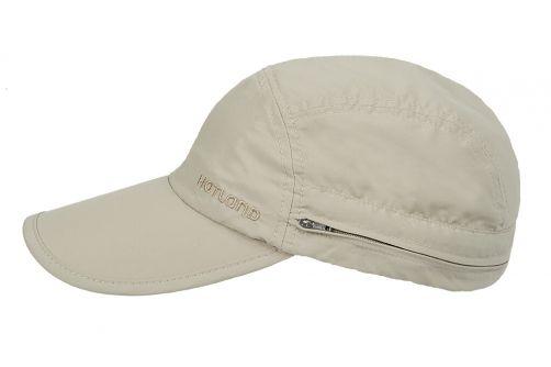 Hatland---UV-Sonnenkappe-mit-Nackenschutz-für-Herren---Janou---Beige