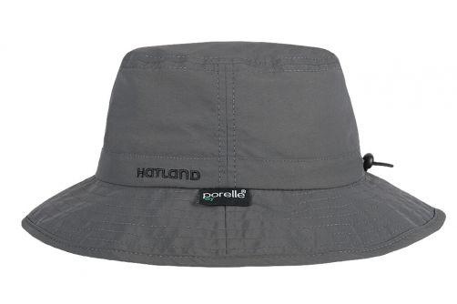 Hatland---Bucket-Hut-für-Herren---Winner-Porelle---Anthrazit