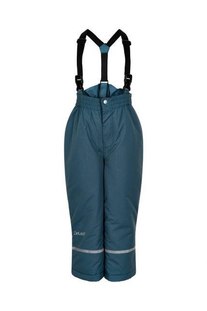CeLaVi---Skihosen-für-Kinder---Solid---Eisblau