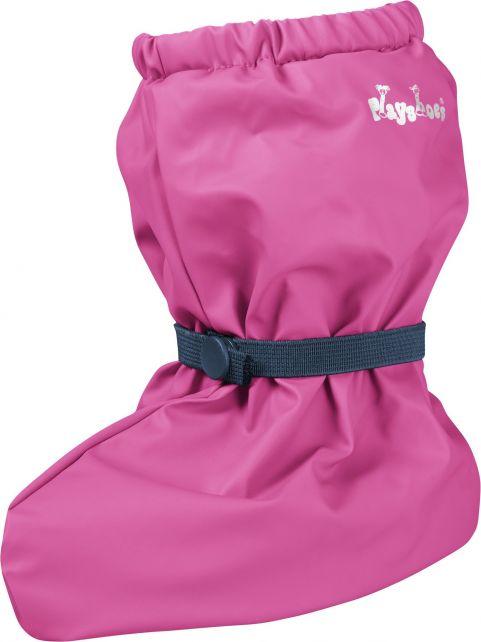Playshoes---Regenfüßlinge-mit-Fleece-Futter-für-Babys---Rosa