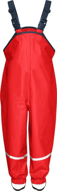 Playshoes---Regenlatzhose---Rot